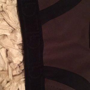Aeropostale Intimates & Sleepwear - Black and brown sports bra